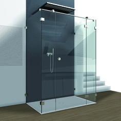 StyleConcept - de elegante douche uit hoogwaardige materialen