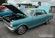1964 Chevy II Nova SS