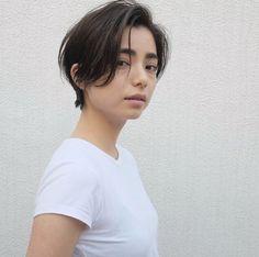 Pin on ショートヘア ( Short Hairstyles ) Pin on ショートヘア ( Short Hairstyles ) Medium Hair Cuts, Medium Hair Styles, Short Hair Styles, New Hair, Your Hair, Asian Short Hair, Hair Reference, Hair Images, Short Haircut