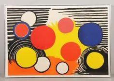 Calder Print 20th C. Modern Design and Fine Art Auction | Kaminski Auctions