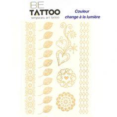 Tattoo - Bijoux de peau - coachella
