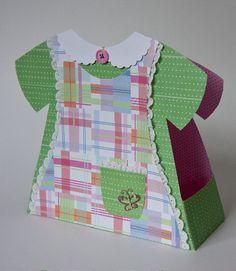 dress bag template sample