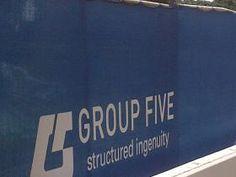 Group Five 11 photo Construction Branding, Tech Companies, Company Logo, Group, Logos, Logo