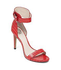 Dillards: Vince Camuto Farella Dress Sandals #Dillards