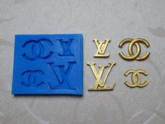Logo LV , Chanel