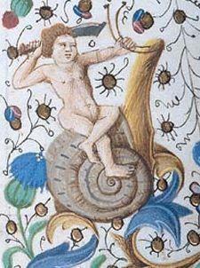 The Case of the Missing Snail Porn (Mmm… Marginalia) — Got Medieval Medieval Tapestry, Medieval Art, Medieval Fantasy, Medieval Manuscript, Illuminated Manuscript, Medieval Drawings, Maleficarum, Renaissance, Doodles