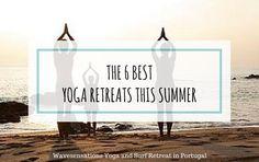 The best yoga retreats summer 2016