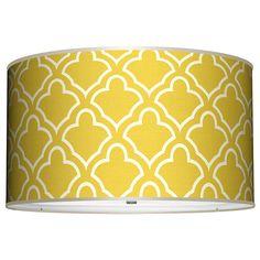 Mustardy mod!  We like it!  www.seascapelamps.com
