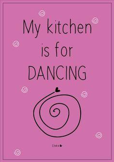 Elske: kitchen