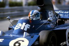 Cevert 1973 Monaco