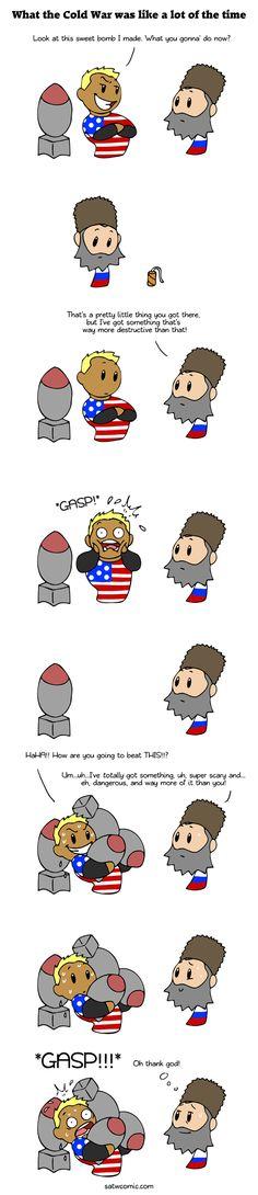 Cold War Games