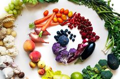 Yes, it's true — Eating fruits and veggies may improve your skin's complexion, according to a new study. http://ti.me/GCnbXS