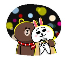 With Tenor, maker of GIF Keyboard, add popular Cony Brown animated GIFs to your conversations. Share the best GIFs now >>> Cute Couple Cartoon, Cute Love Cartoons, Bunny And Bear, My Teddy Bear, Winter Date, Bear Gif, Gato Anime, Cony Brown, Vaporwave Wallpaper