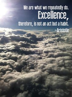 Excellence 7 Inspirational Quotes I Love
