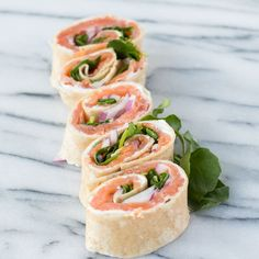 Spring weather has me craving some lighter fare, and these smoked salmon roll ups are the perfect spring time lunch or on the go breakfast! I would even serve these little beauties as an appetizer at a cocktail party. Every year I make a new years resolution to pack myself healthy lunches. Every year this …