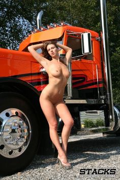 Hot girls naked with big trucks opinion