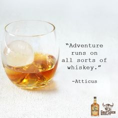 "🍹 ""Adventure runs on"