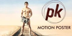 PK Movie First Motion Poster