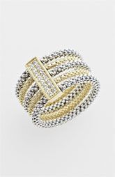 Lagos 'Soirée' Stack Ring  #rings Thumb Rings, Christmas Gifts For Women, Bling Jewelry, Jewelry Rings, Jewelry Box, Stacking Rings, Cocktail Rings, Ring Designs, Fashion Rings