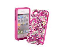 Vera Bradly iphone case, i love vera bradly and would love to have this case. I love pink and green combo!