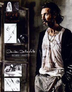 #danieladallavalle #riccardocavaletti #campaign #fw15 #collection