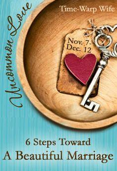 A Forgiving Heart Makes for a Beautiful Marriage - TimeWarpWife.com   (05.03.14)