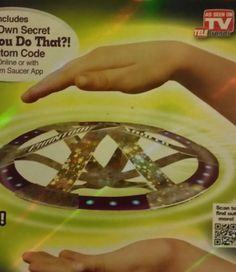 The Phantom Saucer  Its Magic  As seen on TV  Ships Free from usa #Televrands