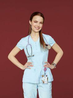 """Nurse Brittany"" Rebecca Rittenhouse"