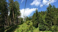 Lanovka v Orlických horách