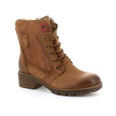 Tamaris Ankle Boots - Tan - 26207/311 TALVES 52