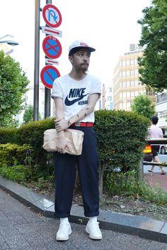 【STREET SNAP】335 | DOVER | ストリートスナップ | 渋谷(東京)|