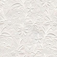 Daisy Lace Embossed Metallic Paper - Pearl Quartz -Pearl white floral design in a deeply embossed paper with a double-sided pearlized finish. Paper Background, Background Patterns, Embossed Paper, Motif Floral, Floral Design, Metallic Paper, Pattern Wallpaper, Wallpaper Art, Wallpaper Pictures