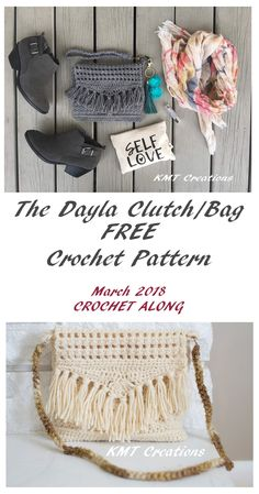 Crochet Pattern | FREE | March 2018 CAL