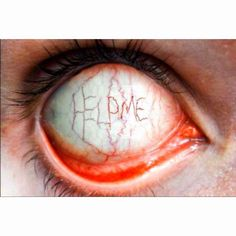Creepy Images/Page 5 Gore Aesthetic, Demon Aesthetic, Black Contact Lenses, Zombie Eyes, Creepy Images, The Exorcist, Dark Photography, Photography Music, The Villain