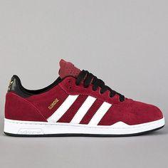 Adidas Ronan Cardinal Red - POPNAME.cz, Nike SB & Adidas skateboarding