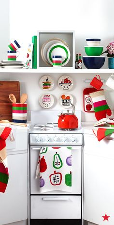 kate spade kitchen island with pot rack 668 best all things images accessories a colorful is happy treat yourself to new york s in good taste collection her adorable prints and cute sayings are just