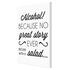 Because no great story- Monkeez Great Stories, Alcohol, Canvas, Decor, Rubbing Alcohol, Tela, Decoration, Canvases, Decorating