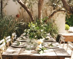 How to style a brunch #tabletop by Jenni Kayne. #minimalism #springvibes / Break Bread <3