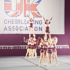 Upcoming course: Cheerleading Basic Skills @ Gloucester 21st January! Book now by going to  http://ift.tt/2j9hng7