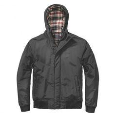 GLOBE Blouson à capuche Malvern Jacket black 99,00 € #skate #skateboard #skateboarding #streetshop #skateshop @playskateshop