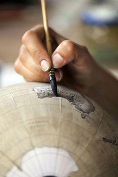Bellerby & Co: Globemakers