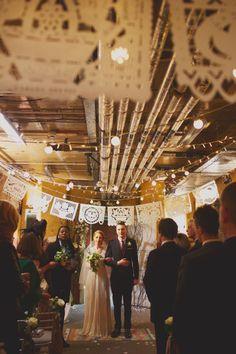 Eclectic Bat Wedding Louisa Richie Ideaslouisa Richie038