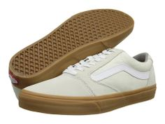Vans TNT 5 White/Gum - Zappos.com Free Shipping BOTH Ways