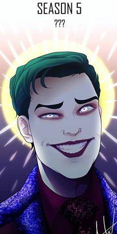 has really changed in of Gotham Comics, Gotham Joker, Joker And Harley Quinn, Gotham City, A Comics, Cameron Monaghan Gotham, Dc Comics Collection, Jerome Valeska, Jokers