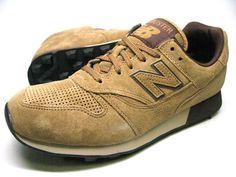 new balance brown tan leather - Google Search