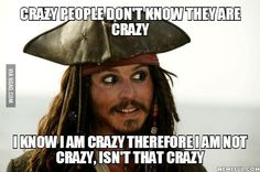 Jack Sparrow, not making sense since 2003