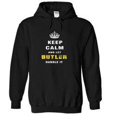 IM BUTLER - #hoodie ideas #oversized sweatshirt. ACT QUICKLY => https://www.sunfrog.com/Funny/IM-BUTLER-wesvj-Black-Hoodie.html?68278