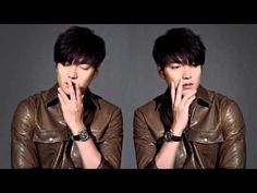 Perfect watch for the perfect man, Romanson, Lee Min Ho, The Great Doctor, Commercial Ads, Boys Over Flowers, Minho, Perfect Man, Cosmopolitan, Beautiful Boys, Korean Actors