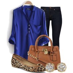 """Because Teachers Go back to School Too"" by cassie-cornwall on Polyvore"