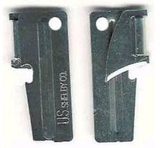 2 Pack Survival Kit Can Opener, Military, P-51 Model, Emergency, Survival, Bug Out, Prepper
